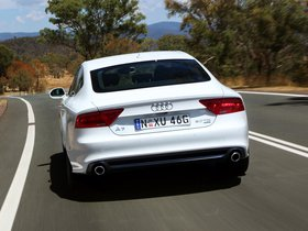 Ver foto 2 de Audi A7 Sportback 3.0 Biturbo Quattro S-Line Australia 2013