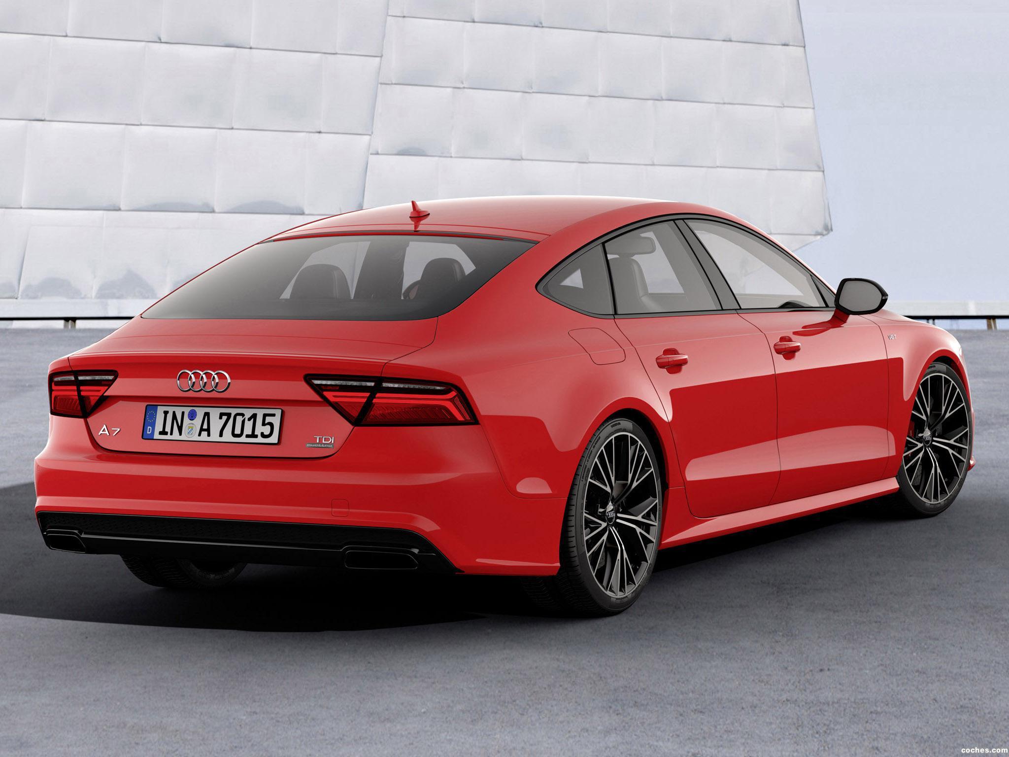 Foto 1 de Audi A7 Sportback 3.0 TDI Competition 2014