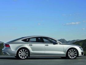 Ver foto 15 de Audi A7 Sportback 3.0 TDI Quattro 2010