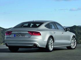 Ver foto 12 de Audi A7 Sportback 3.0 TDI Quattro 2010