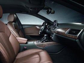 Ver foto 25 de Audi A7 Sportback 3.0 TDI Quattro 2010
