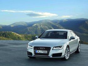 Ver foto 5 de Audi A7 Sportback 3.0 TDI Quattro 2010