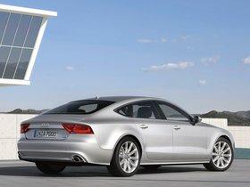 Ver foto 3 de Audi A7 Sportback 3.0 TDI Quattro 2010
