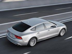 Ver foto 2 de Audi A7 Sportback 3.0 TDI Quattro 2010