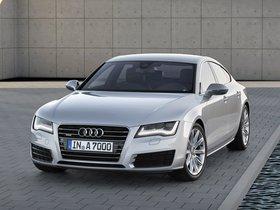 Ver foto 1 de Audi A7 Sportback 3.0 TDI Quattro 2010