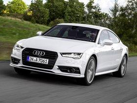 Ver foto 10 de Audi A7 Sportback 3.0 TDI Quattro 2014