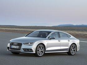Ver foto 19 de Audi A7 Sportback 3.0 TDI Quattro 2014