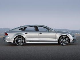 Ver foto 18 de Audi A7 Sportback 3.0 TDI Quattro 2014