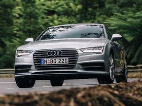 Ver foto 7 de Audi A7 Sportback 3.0 TDI Quattro S Line Australia 2015