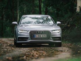 Ver foto 1 de Audi A7 Sportback 3.0 TDI Quattro S Line Australia 2015