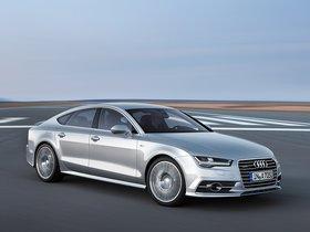 Ver foto 2 de Audi A7 Sportback 2014