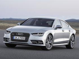 Ver foto 1 de Audi A7 Sportback 2014