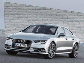 Ver foto 8 de Audi A7 Sportback 2014