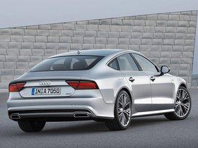Ver foto 7 de Audi A7 Sportback 2014