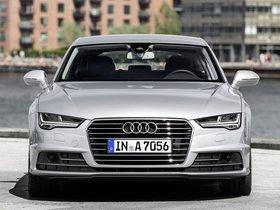 Ver foto 8 de Audi A7 Sportback 3.0 TDI Ultra 2014