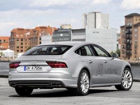 Ver foto 3 de Audi A7 Sportback 3.0 TDI Ultra 2014
