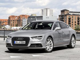 Ver foto 1 de Audi A7 Sportback 3.0 TDI Ultra 2014