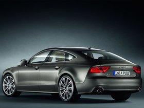 Ver foto 30 de Audi A7 Sportback 3.0 TDI Quattro 2010
