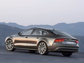 Ver foto 28 de Audi A7 Sportback 3.0 TDI Quattro 2010
