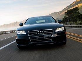 Ver foto 5 de Audi A7 Sportback 3.0T S-Line USA 2011