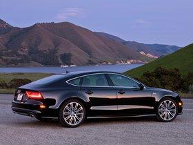 Ver foto 4 de Audi A7 Sportback 3.0T S-Line USA 2011