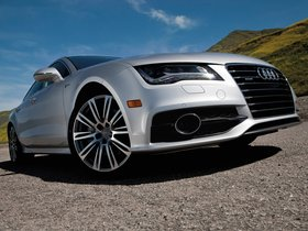Ver foto 2 de Audi A7 Sportback 3.0T S-Line USA 2011