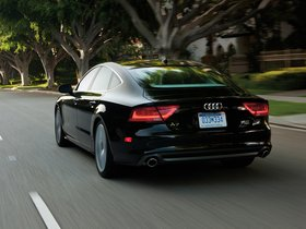 Ver foto 12 de Audi A7 Sportback 3.0T S-Line USA 2011