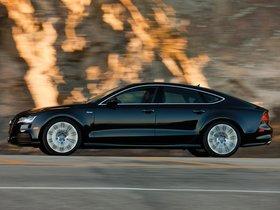 Ver foto 10 de Audi A7 Sportback 3.0T S-Line USA 2011