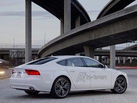 Ver foto 16 de Audi A7 Sportback H-Tron Quattro Concept  2014