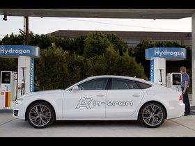Ver foto 15 de Audi A7 Sportback H-Tron Quattro Concept  2014