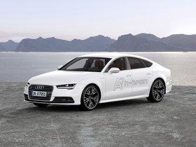 Ver foto 1 de Audi A7 Sportback H-Tron Quattro Concept  2014