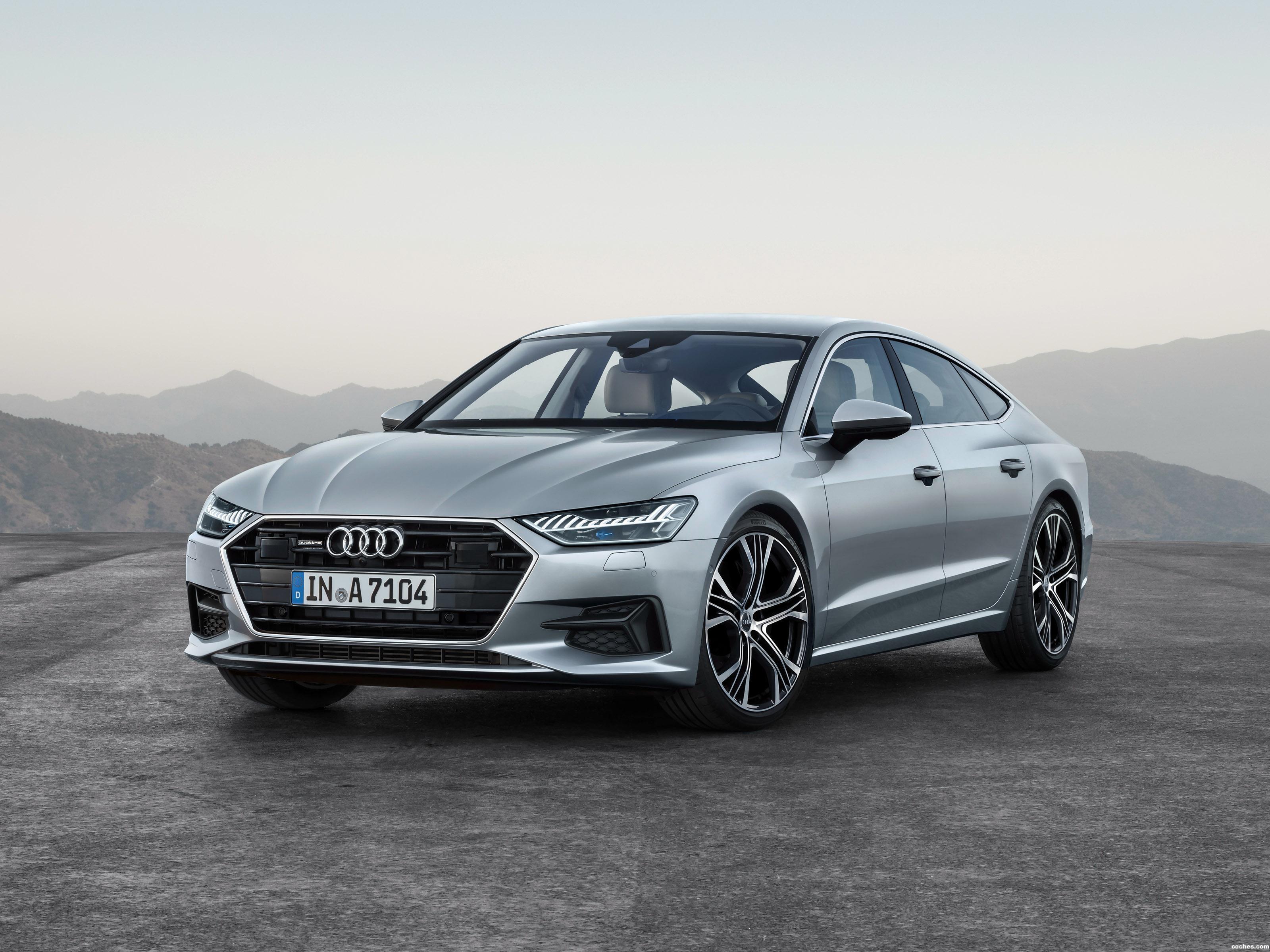 Foto 0 de Audi A7 Sportback Quattro 2018