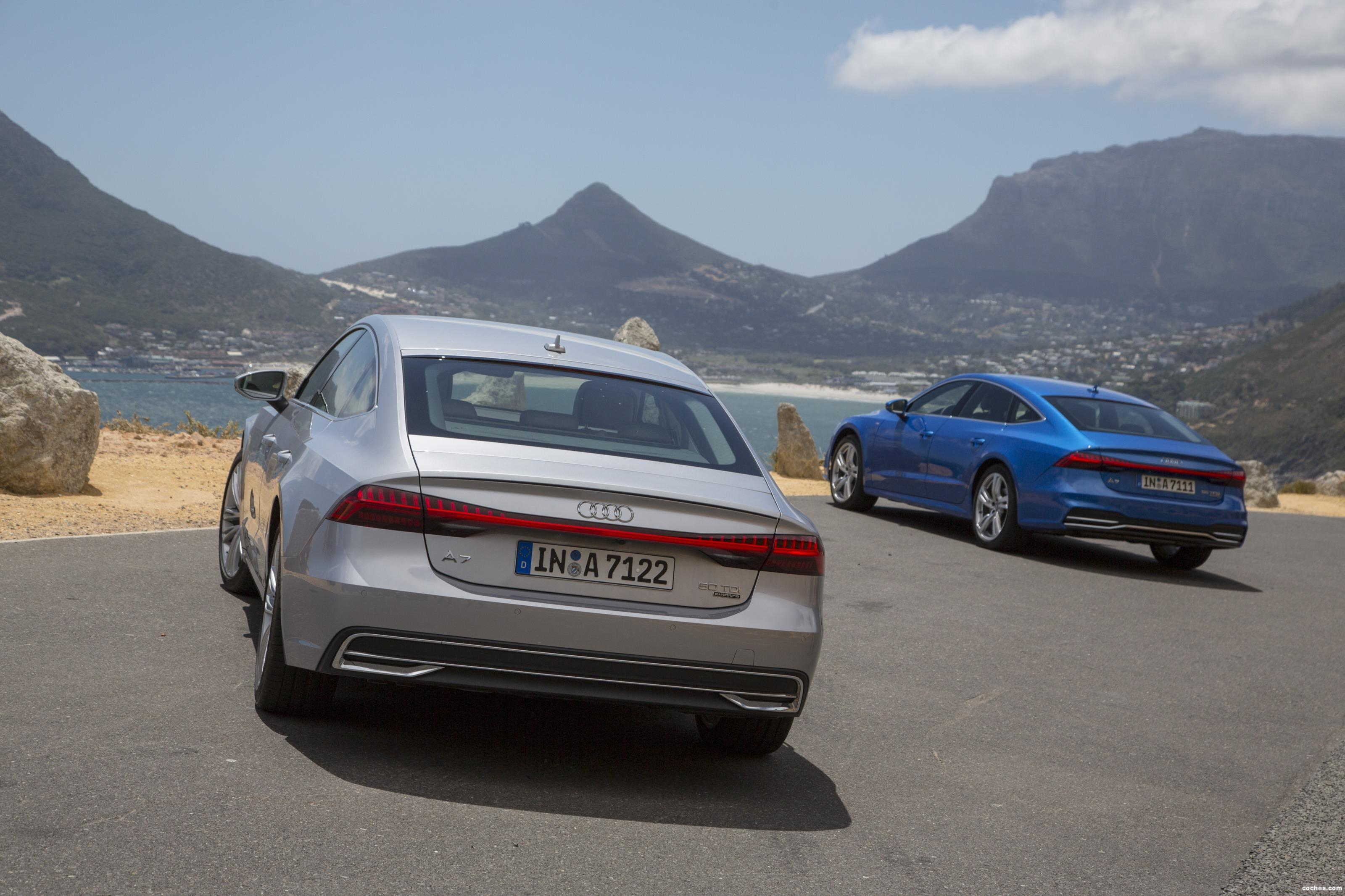 Foto 0 de Audi A7 Sportback 2018