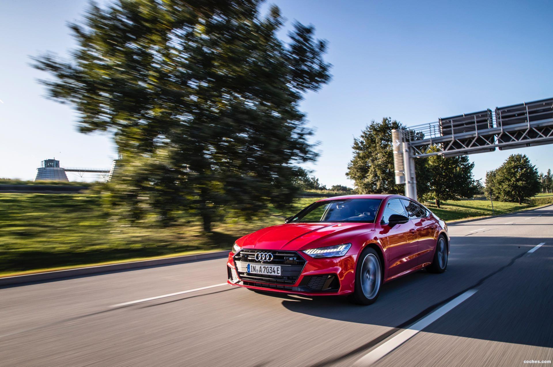 Foto 0 de Audi A7 Sportback 55 TFSIe Quattro 2019