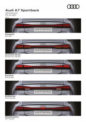 Ver foto 14 de Audi A7 Sportback 2018