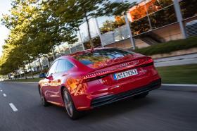 Ver foto 4 de Audi A7 Sportback 55 TFSIe Quattro 2019