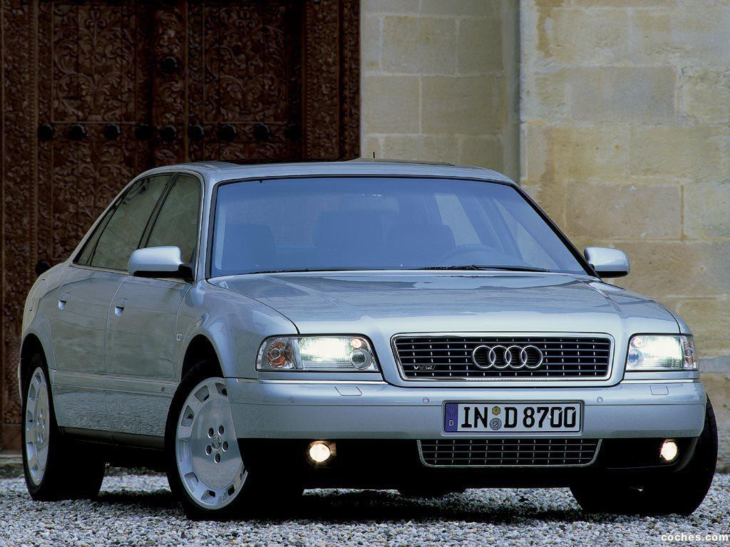 Foto 0 de Audi A8 1998