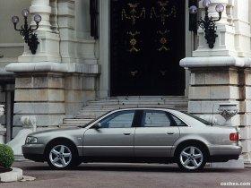 Ver foto 8 de Audi A8 1998
