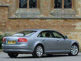 Ver foto 2 de Audi A8 2.8 FSI D3 UK 2007
