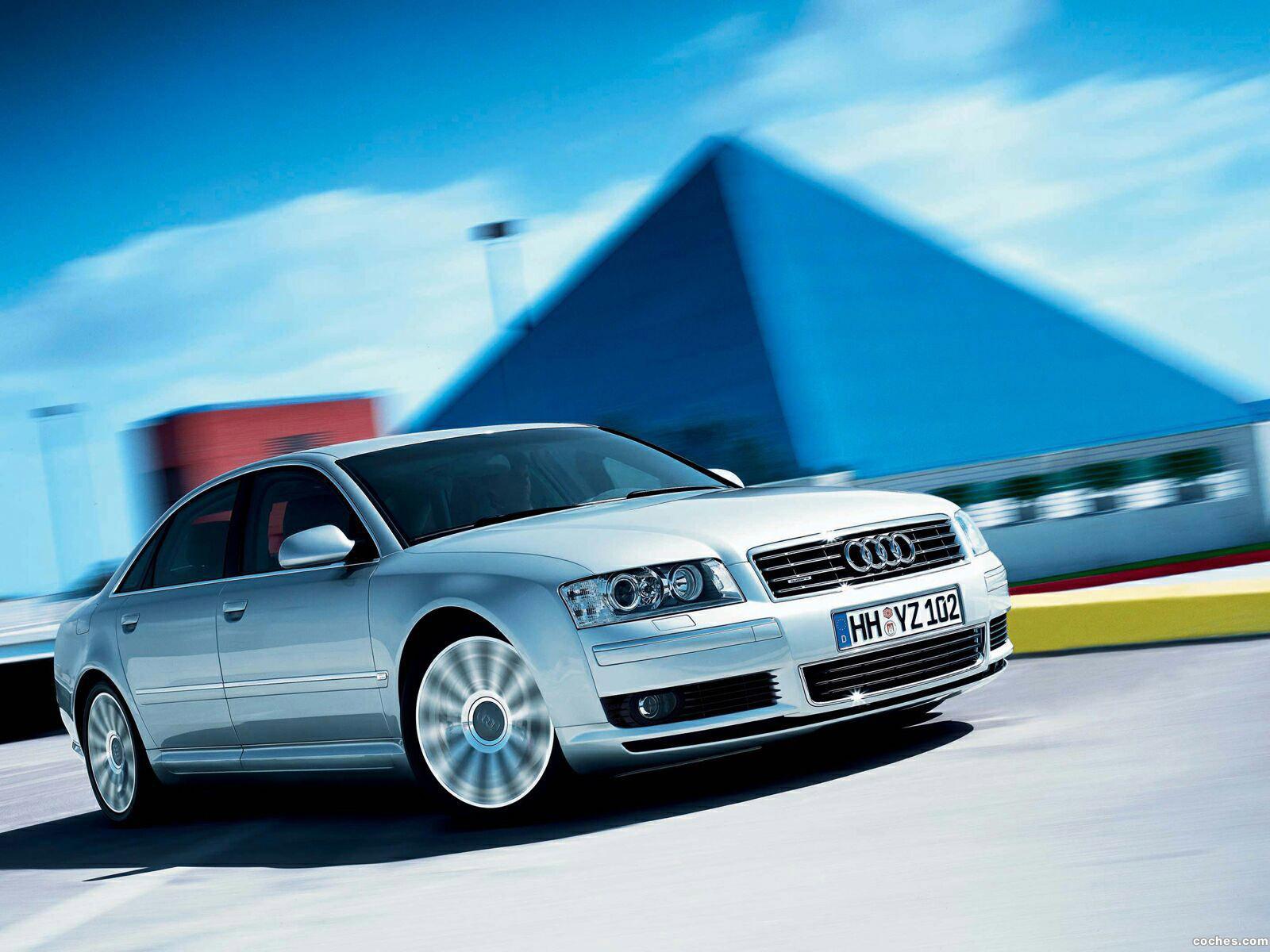 Foto 0 de Audi A8 2003