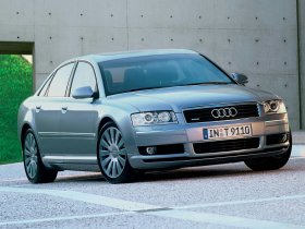 Ver foto 9 de Audi A8 2003
