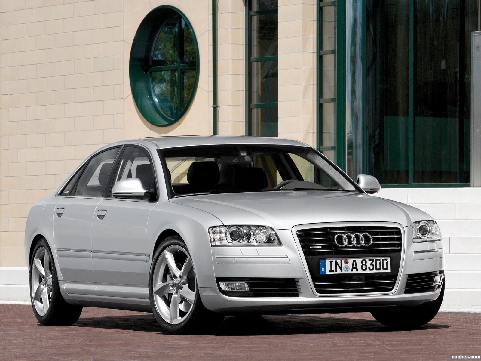 Foto 0 de Audi A8 2008