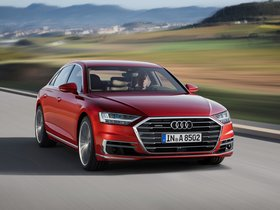 Ver foto 1 de Audi A8 3.0 TDI Quattro D5 2017
