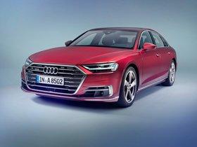 Ver foto 16 de Audi A8 3.0 TDI Quattro D5 2017