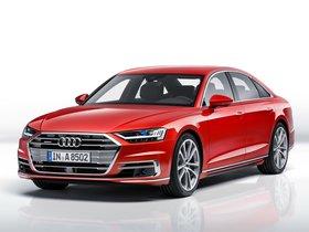 Ver foto 7 de Audi A8 3.0 TDI Quattro D5 2017