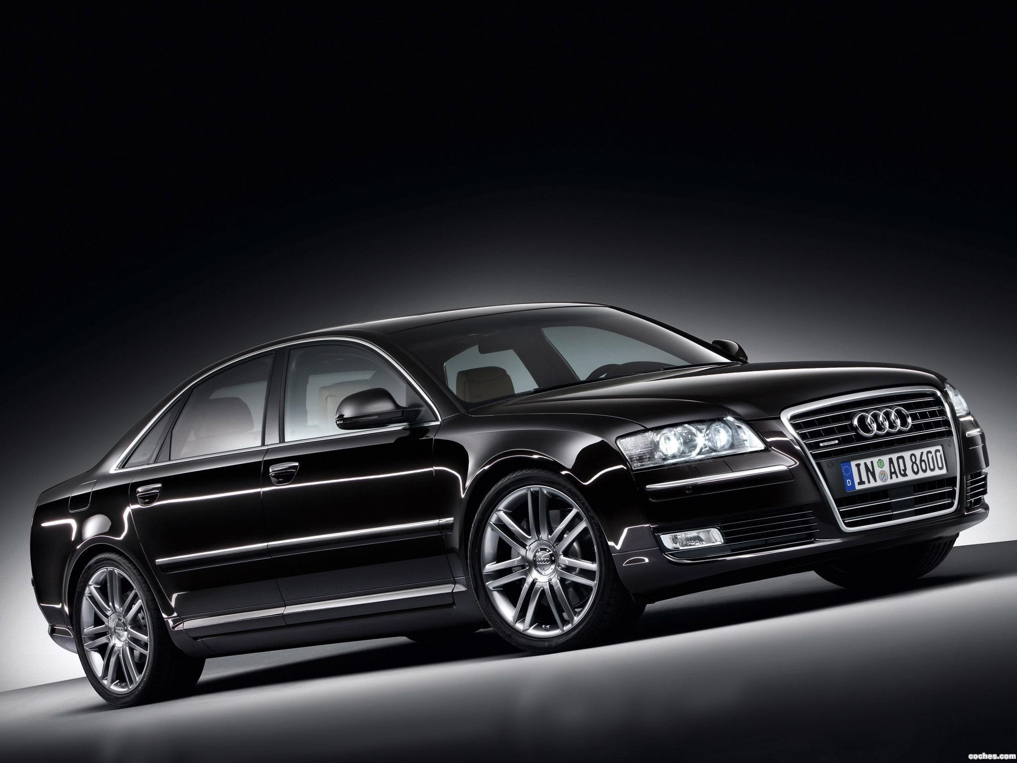 Foto 0 de Audi A8 4.2 Quattro D3 2008