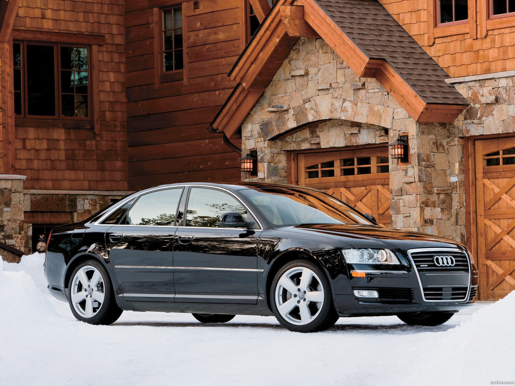 Foto 1 de Audi A8 4.2 Quattro D3 USA 2008