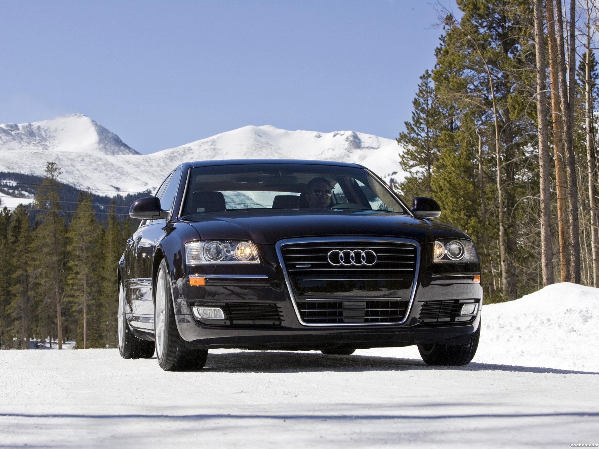 Foto 0 de Audi A8 4.2 Quattro D3 USA 2008