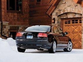 Ver foto 4 de Audi A8 4.2 Quattro D3 USA 2008