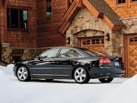 Ver foto 3 de Audi A8 4.2 Quattro D3 USA 2008